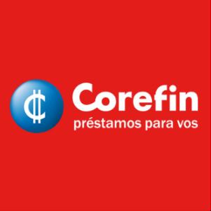 Corefin logo